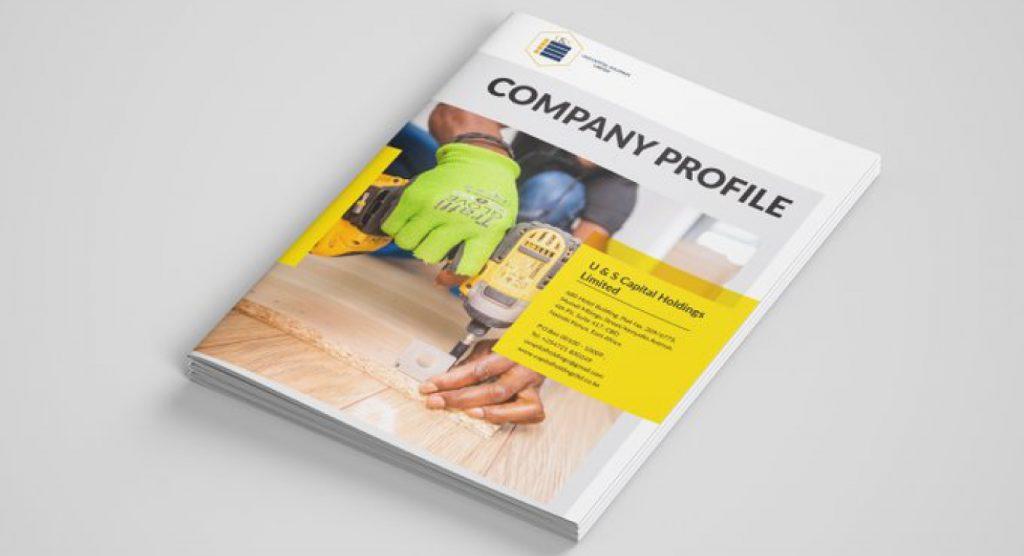 company-profile-design-services in nairobi