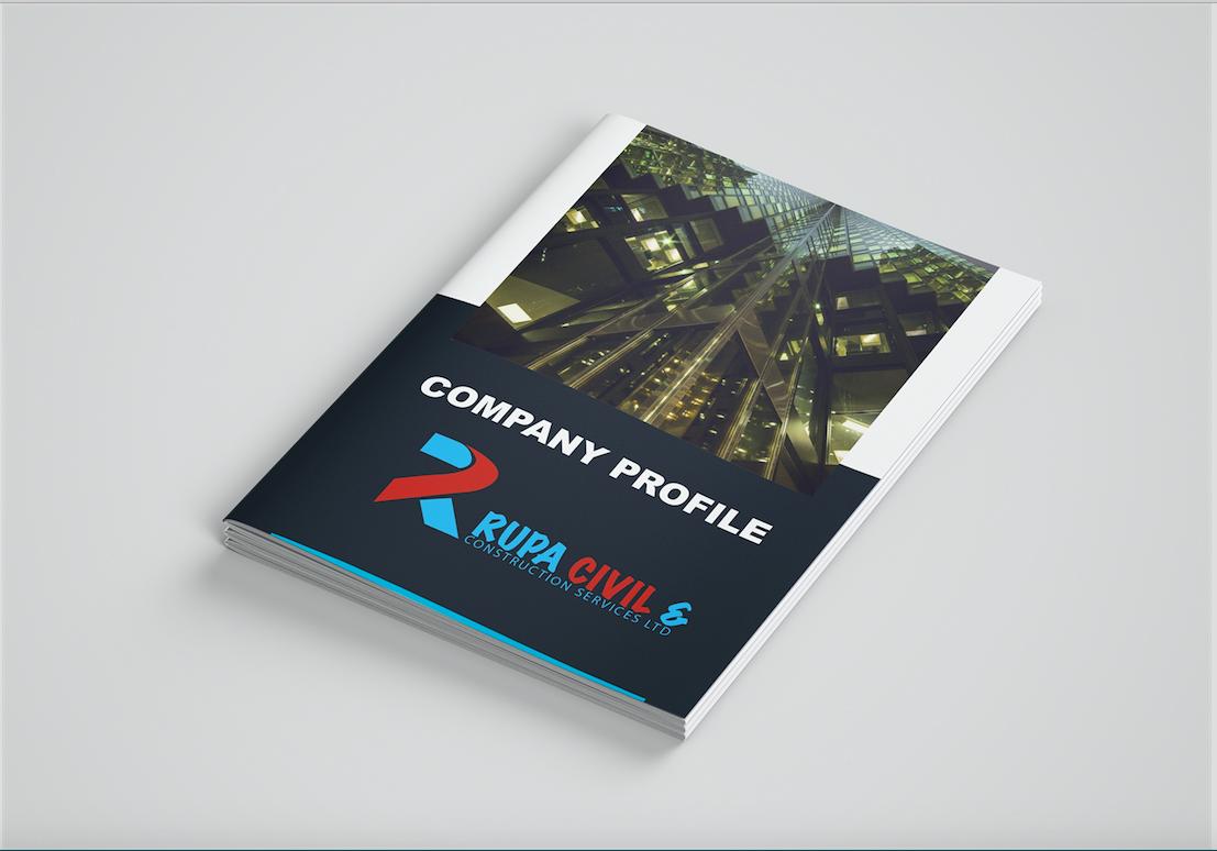 Quality Company Profile design Nairobi | Kanatech Systems Kenya