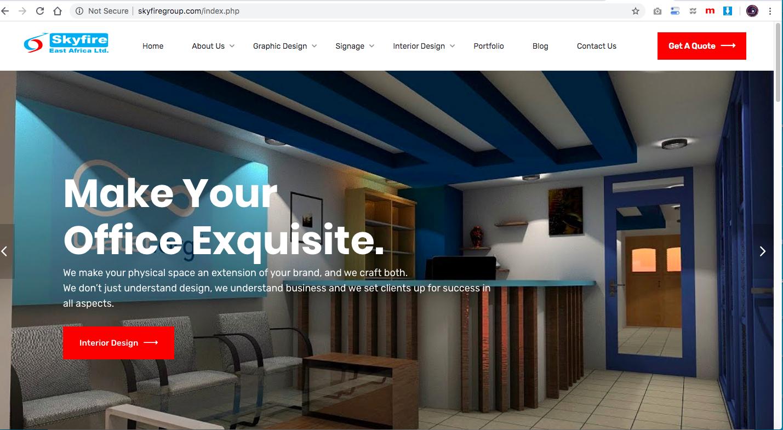 Bespoke, Mobile & Tablet Friendly Website Design/Redesign Services