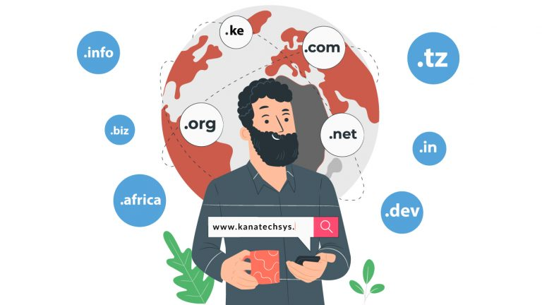 Domain Name in kenya