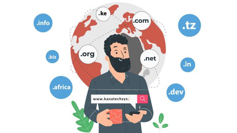 Domain Name in kenya