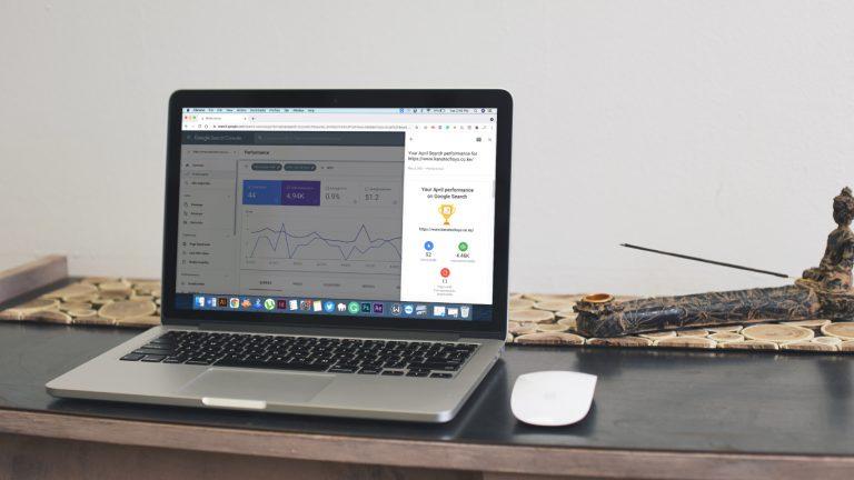Website design services in Nairobi